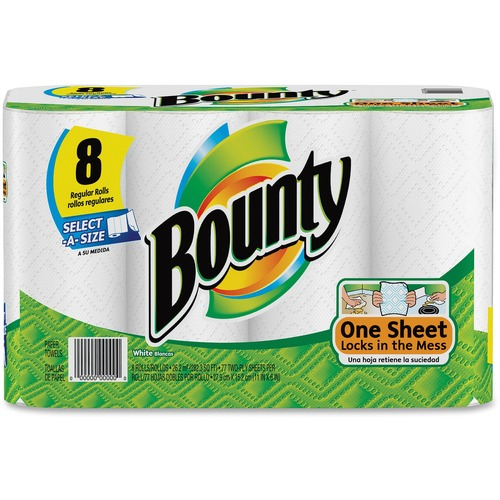 Procter & Gamble Select-a-Size Paper Towels