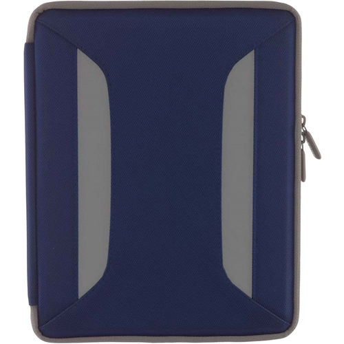 M-Edge Latitude Jacket Carrying Case for iPad - Navy Blue