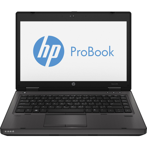 "HP ProBook 6470b B5P13UT 14"" LED Notebook - Core i5 i5-3210M 2.5GHz - Tungsten"