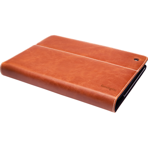 Acco KeyFolio Pro 2 Carrying Case (Folio) for iPad - Caramel