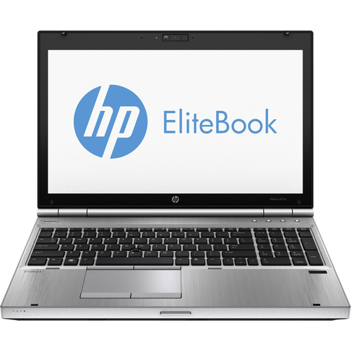 "HP EliteBook 8570p B8V39UT 15.6"" LED Notebook - Intel - Core i5 i5-3320M 2.6GHz - Platinum"