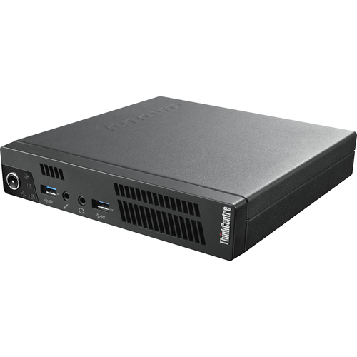 Lenovo ThinkCentre M92p 3238E5U Desktop Computer - Intel Core i5 i5-3470T 2.90 GHz - Mini PC - Business Black