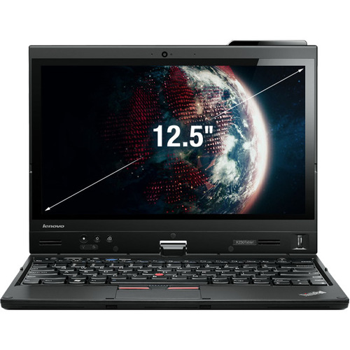 "Lenovo ThinkPad X230 34352VU 12.5"" LED Convertible Tablet PC - Wi-Fi - Intel - Core i7 i7-3520M 2.9GHz - Black"