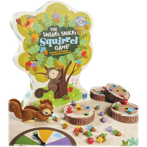Eductnl Insights Sneaky Snacky Squirrel Game | by Plexsupply