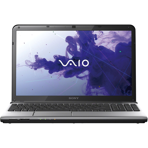 "Sony VAIO SVE1511PGXS 15.5"" LED Notebook Intel Core i7 i7-3612QM 2.10GHz 8GB DDR3 SDRAM 750GB HDD"