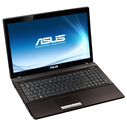 "Asus X53U-RB21 15.6"" LED Notebook - AMD E-Series E-450 1.65 GHz - Mocha"