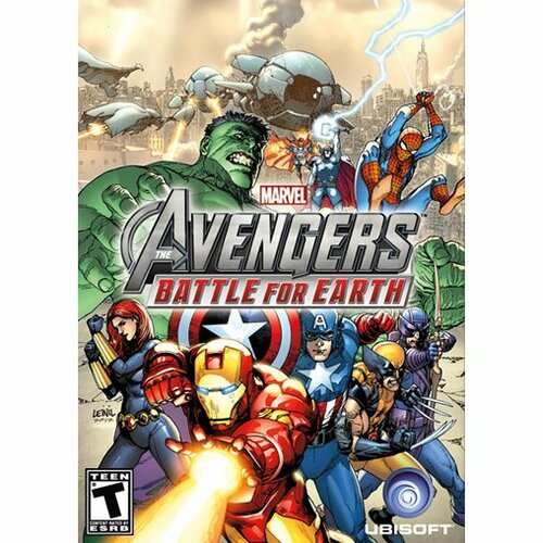 UbiSoft Marvel Avengers: Battle for Earth