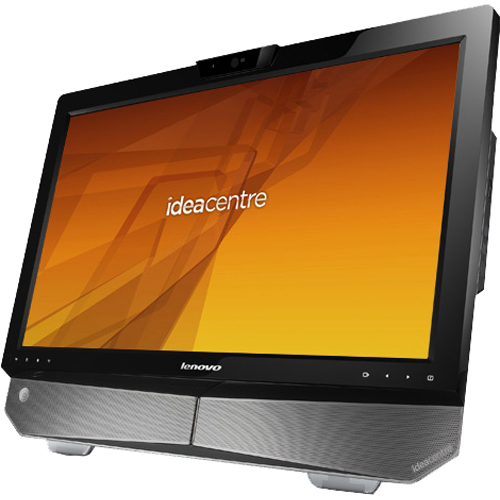 Lenovo IdeaCentre B320 7760XB1 All-in-One Computer - Intel Core i3 i3-2120 3.30 GHz - Desktop - Black, Silver, Dark Gray