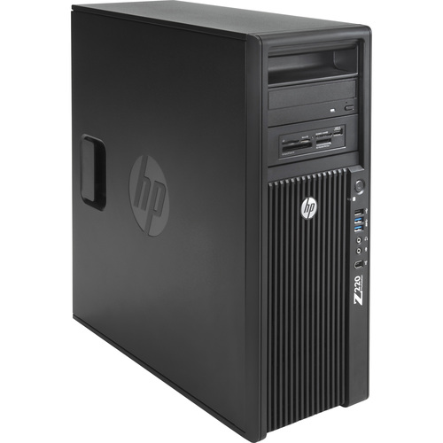 HP B5P15UT Convertible Mini-tower Workstation - 1 x Intel Core i7 i7-3770 3.40 GHz