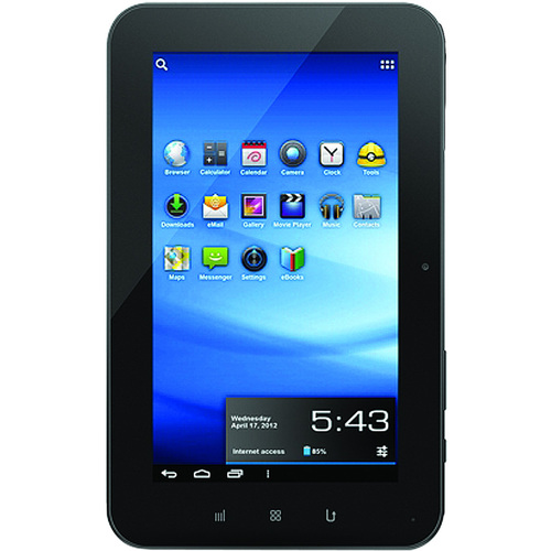 "Mach Speed Trio Stealth Pro 7 7"" 4 GB Slate Tablet - Wi-Fi - ARM Cortex-A8 1.20 GHz"