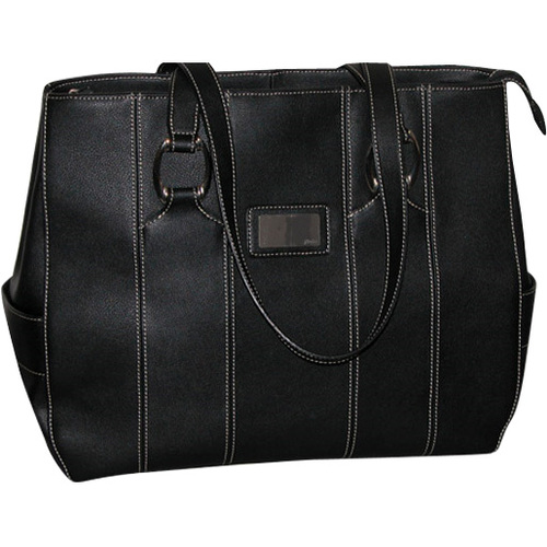 "Buxton Kara Carrying Case (Tote) for 15.6"" Notebook - Black"