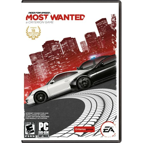 Electronic Arts Need for Speed Most Wanted Limited Edition