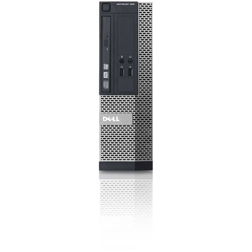Dell OptiPlex 3010 SFF Desktop Computer - Intel Core i5 i5-3450 3.10 GHz - Small Form Factor