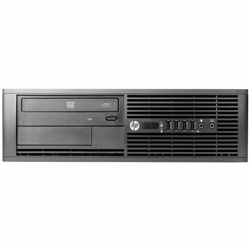 HP Business Desktop 4000 Pro Desktop Computer - Intel Core 2 Duo E7500 2.93 GHz - Small Form Factor
