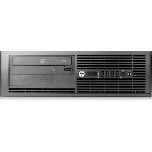 HP Business Desktop Pro 4300 Desktop Computer - Intel Pentium G640 2.80 GHz - Small Form Factor