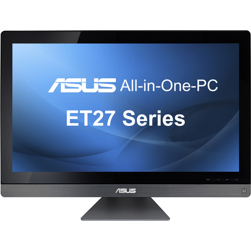 Asus EeeTop ET2701INKI-B046C All-in-One Computer - Intel Core i7 i7-3770S 3.10 GHz - Desktop - Dark Gray Chrome