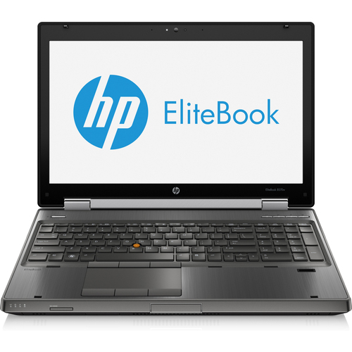 "HP EliteBook 8570w B9D04AW 15.6"" LED Notebook - Intel - Core i5 i5-3360M 2.8GHz - Gunmetal"