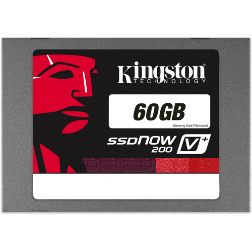 Kingston SSDNow V+200 60 GB Internal Solid State Drive - 1 Pack