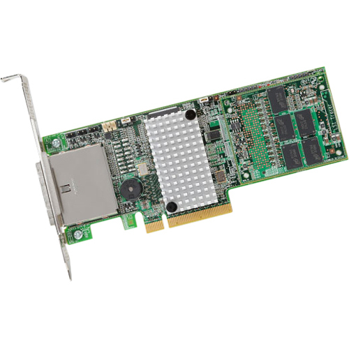LSI Logic MegaRaid 9286-8e 8-Ports SAS Controller SCSI (SAS) PCI Express 3.0 x8 LSI00332
