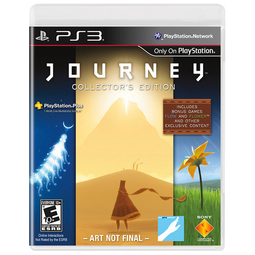 Sony Journey Collector's Edition