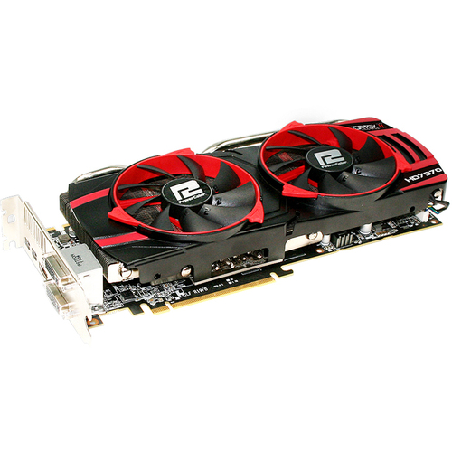 PowerColor Radeon HD 7970 Graphic Card - 1100 MHz Core - 3 GB GDDR5 SDRAM - PCI-Express 3.0 x16