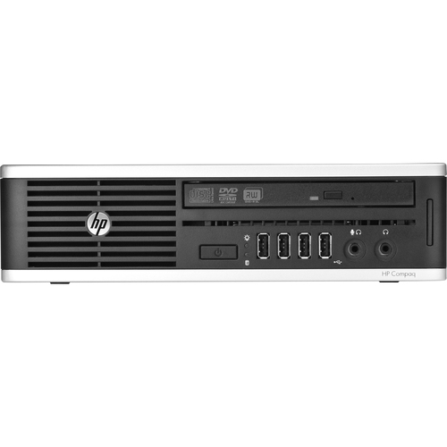 HP Business Desktop Elite 8300 Desktop Computer - Intel Core i5 i5-3470S 2.90 GHz - Ultra Slim
