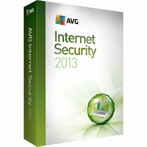 AVG Technologies Internet Security 2013 - Complete Product - 3 User