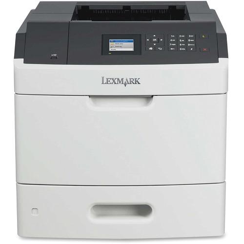 Lexmark MS810DN Laser Printer - Monochrome - 1200 x 1200 dpi Print - Plain Paper Print - Desktop