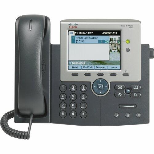 Cisco Unified 7945G IP Phone - Cable - Desktop