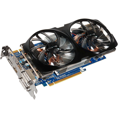 GIGABYTE GV-N66TOC-2GD GeForce GTX 660 Ti Graphic Card - 1032 MHz Core - 2 GB GDDR5 SDRAM - PCI-Express 3.0 x16