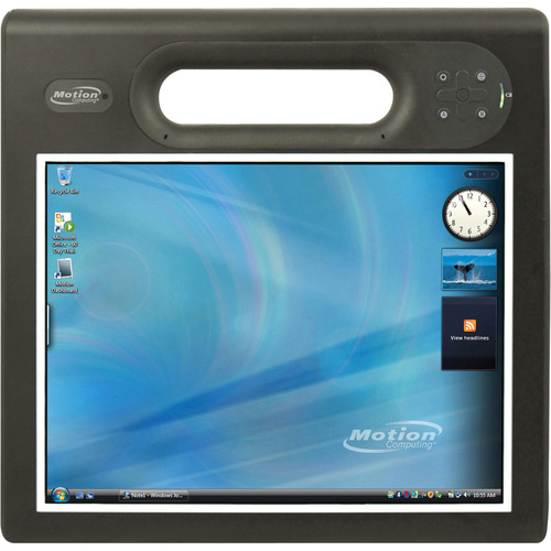 "Motion Computing 10.4"" Tablet PC - Wi-Fi - Intel Core i5 i5-3317U 1.70 GHz - LED Backlight"