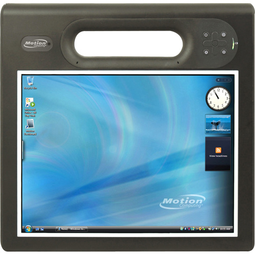 "Motion Computing 10.4"" Tablet PC - Wi-Fi - Intel Core i7 i7-3667U 2 GHz - LED Backlight"