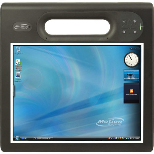 "Motion Computing 10.4"" Tablet PC - Wi-Fi - Intel Core i7 i7-3767U 2 GHz - LED Backlight"
