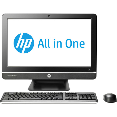 HP Business Desktop Pro 4300 All-in-One Computer - Intel Core i3 i3-3220 3.30 GHz - Desktop