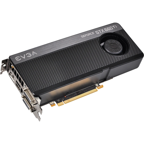 EVGA GeForce GTX 660 Ti Graphic Card - 2 GB GDDR5 SDRAM - PCI Express x16