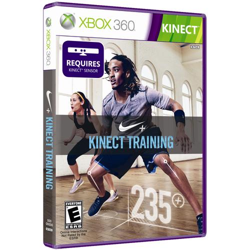 Microsoft Nike + Kinect Training