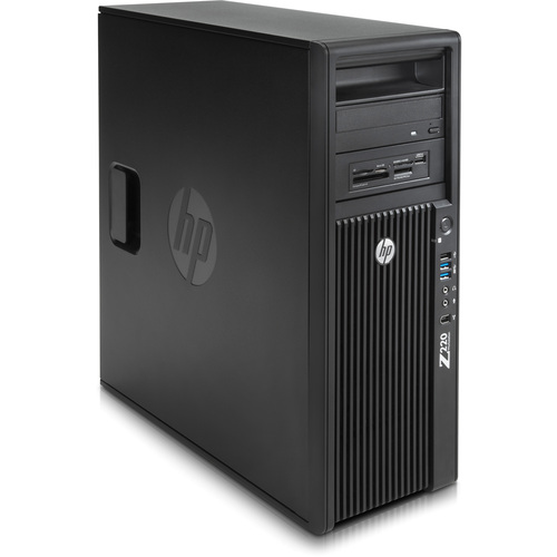 HP C1E72UT Convertible Mini-tower Workstation - 1 x Intel Core i3 i3-2120 3.30 GHz