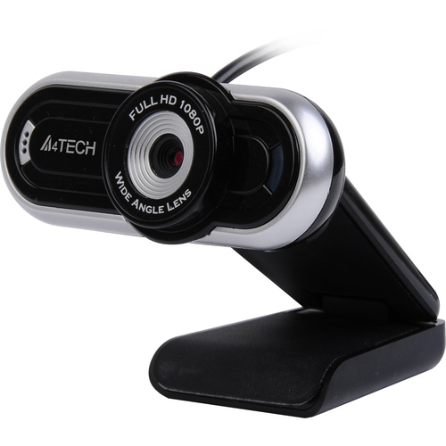 Azend Group Corp PK-920H Webcam - 2 Megapixel - Silver, Glossy Black - USB 2.0