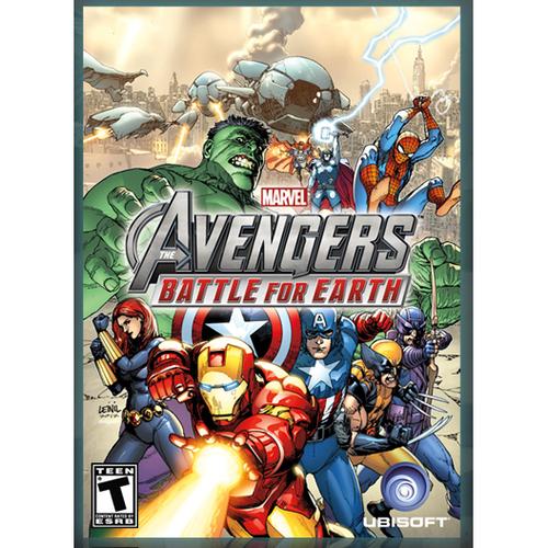 UbiSoft Marvel Avengers: Battle for Earth