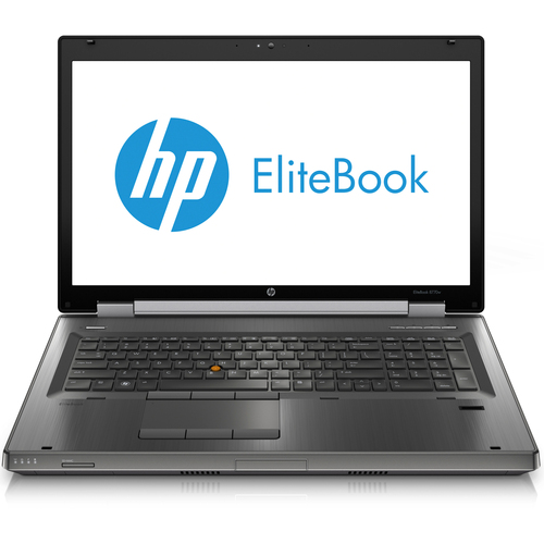 "HP EliteBook B9C88AW 17.3"" LED Notebook - Intel Core i7 i7-3520M 2.90 GHz - Gunmetal"