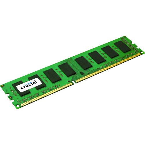 Micron Technology 8GB, 240-pin DIMM, DDR3 PC3-10600 Memory Module