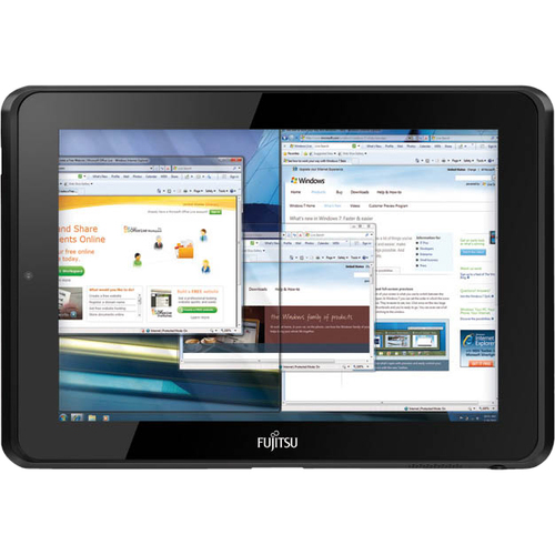 "Fujitsu STYLISTIC Q552 Net-tablet PC - 10.1"" - In-plane Switching (IPS) Technology - Wireless LAN - AT&T/Verizon/Sprint -"