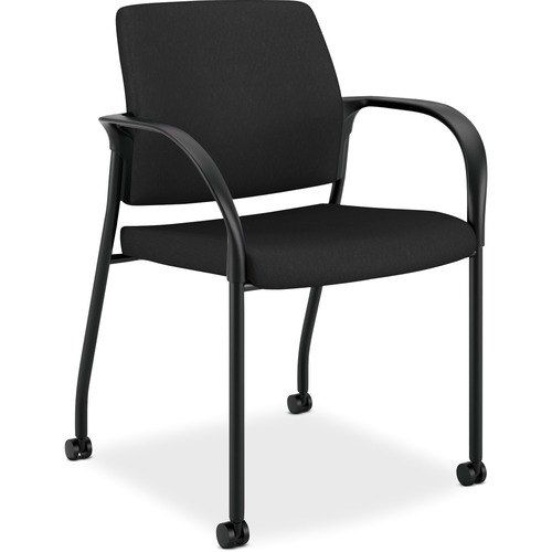HON Multipurpose Stacking Chairs w/Casters