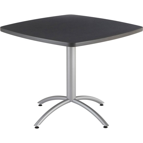 """Iceberg CafeWorks 36"""" Square Cafe Table"""