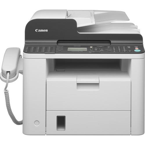Canon FAXPHONE L190 Laser Multifunction Printer - Monochrome - Plain Paper Print - Desktop