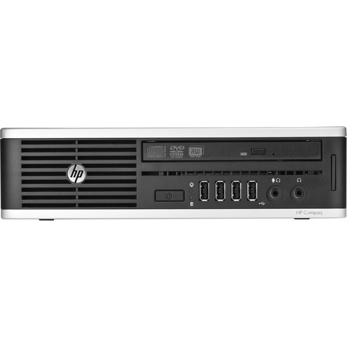 HP Business Desktop Elite 8300 Desktop Computer - Intel Core i3 i3-3220 3.30 GHz - Ultra Slim
