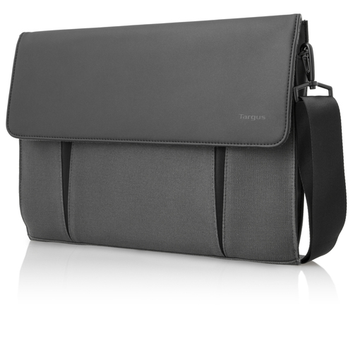 "Targus TTS00504US Carrying Case for 14"" Ultrabook, MacBook - Charcoal Gray"