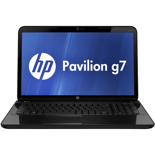 "HP Pavilion g7-2200 g7-2220us B5Z51UA 17.3"" Notebook - AMD - A-Series A6-4400M 2.7GHz - Sparkling Black"