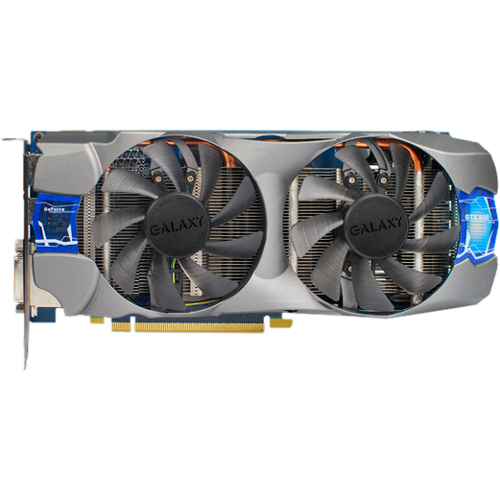Galaxy Technology GeForce GTX 660 Graphic Card - 1006 MHz Core - 2 GB GDDR5 SDRAM - PCI-Express 3.0 x16