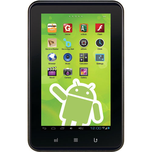 "DPI 8 GB Tablet - 7"" - Wireless LAN - 1 GHz"